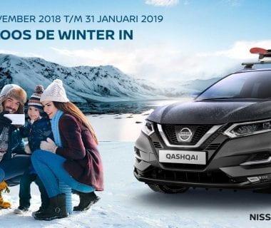 Nissan Winteractie