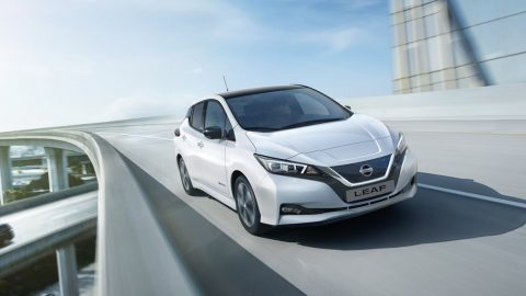 Afbeelding voor Prijzen Regen Nissan Leaf