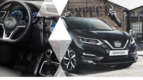 Afbeelding voor Profiteer nu van €4.000 voordeel op de Nissan Qashqai!