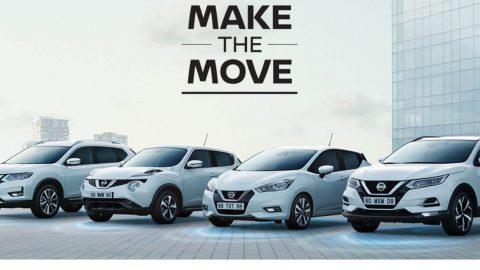 Afbeelding voor Make the move naar een nieuwe Nissan!