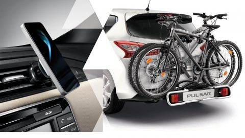 Afbeelding voor Nieuwe Nissan met gratis accessoirecheque!
