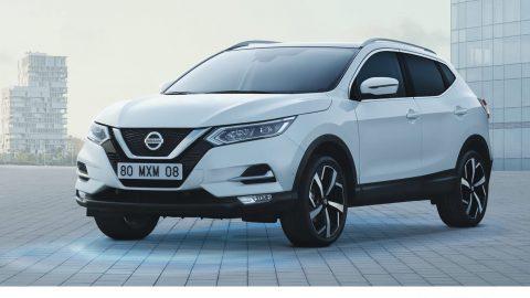 Afbeelding voor Nissan Qashqai de ultieme SUV nu met € 5.050 korting!