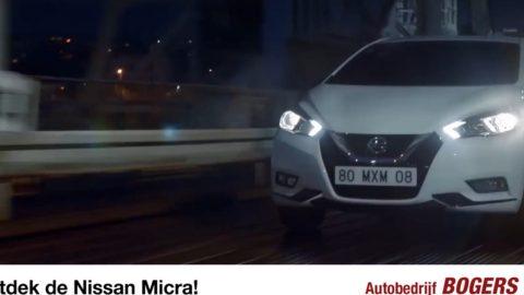 Afbeelding voor Nissan Micra: betrouwbaar, compact en vol technologie!