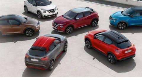Afbeelding voor Uw persoonlijke Nissan Juke
